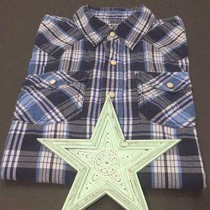 🍁Boy's Western Shirt